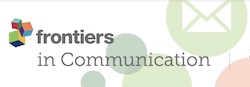 Frontiers in Communication banner