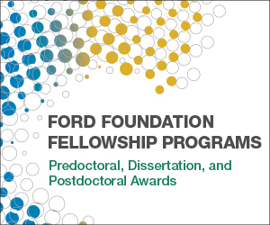Ford Foundation Fellowship Programs
