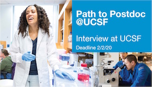 UCSF Postdoc