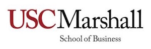 banner for University of Southern California Marshall School of Business